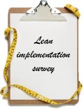 Lean implementation survey