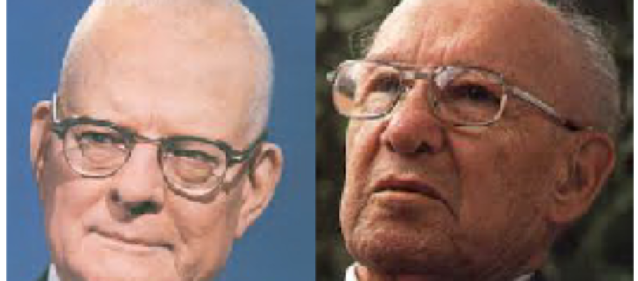Deming versus Drucker