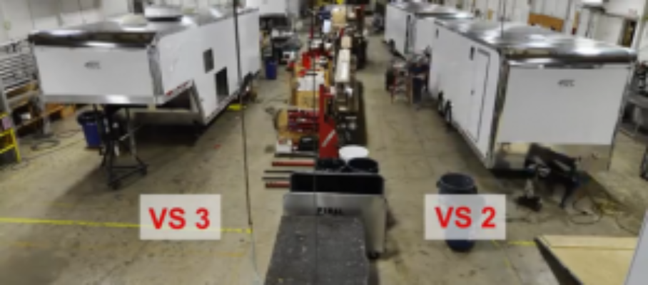 ATC Trailers shop floor