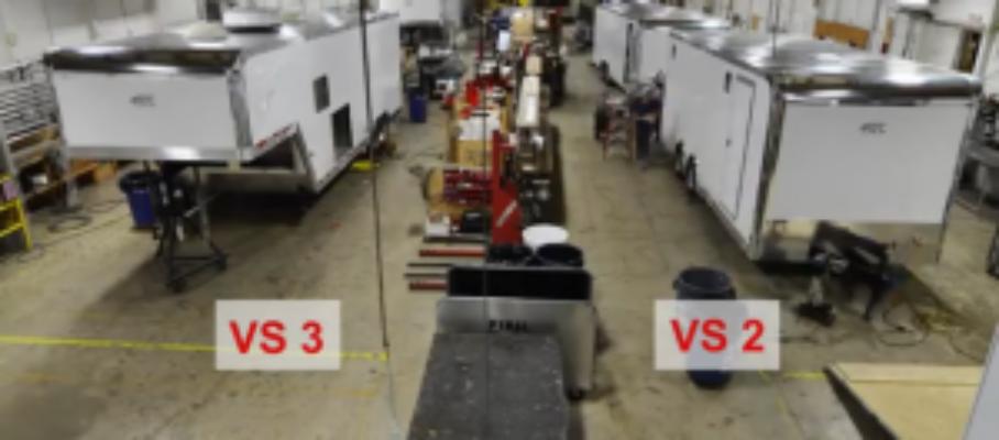 ATC Trailers shop floor