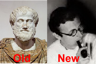Philosophy -- Old versus New