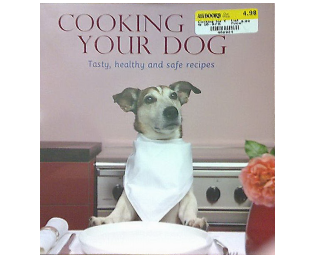 price tag cooking your dog