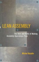Book cover Lean Assembly