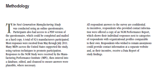 NGM Methodology