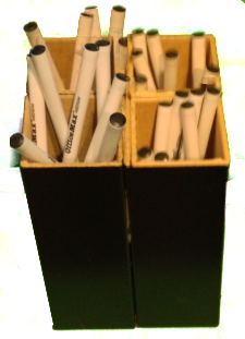 All standard pens