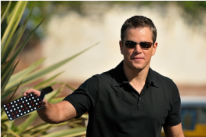 Matt-Damon-with-red-bead-paddle
